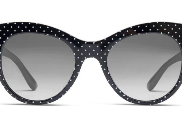 Dolce & Gabbana DG4311 Black w/White